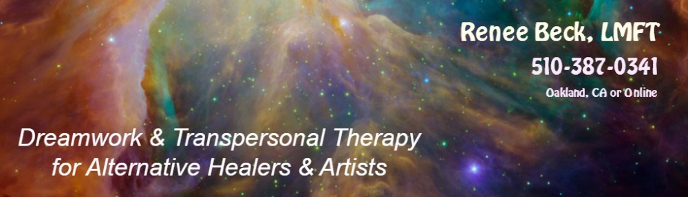 Renee Beck, MFT Oakland and Online Transpersonal Therapy and Dreamwork