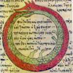 Ouroborus, 1478 drawing. Wikicommons